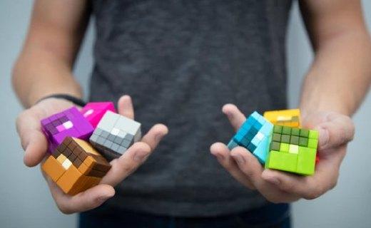 三次元《我的世界》海外众筹!磁力吸附玩法多,109元抱回家