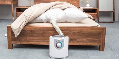 TOMONI家用小型暖被机:告别严寒干衣烘被,智能一机搞定