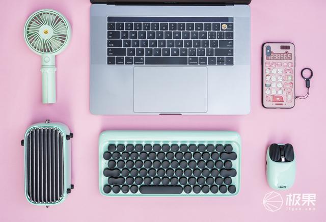洛斐Maus薯片蓝牙鼠标——Mac用户的第二选择