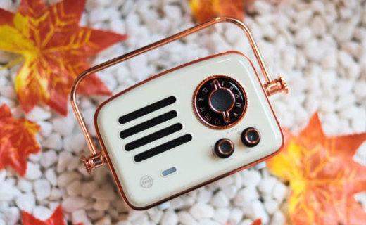 跟着音乐去旅行,猫王旅行者2号收音机体验