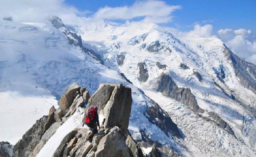 1块军表、穿越3个国家、环欧洲最高峰