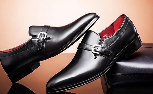 Zero拼接风格孟克鞋:经典意式手工,精致品质之选