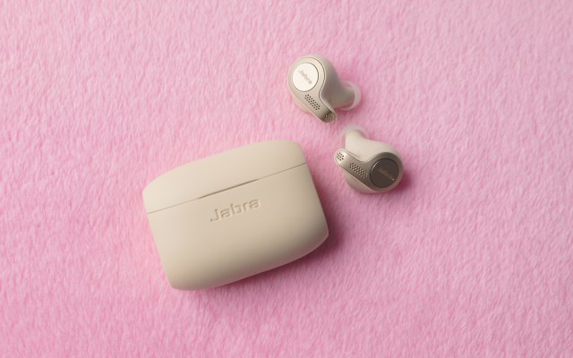 Jabra Elite 65t蓝牙耳机—女性专属米金版