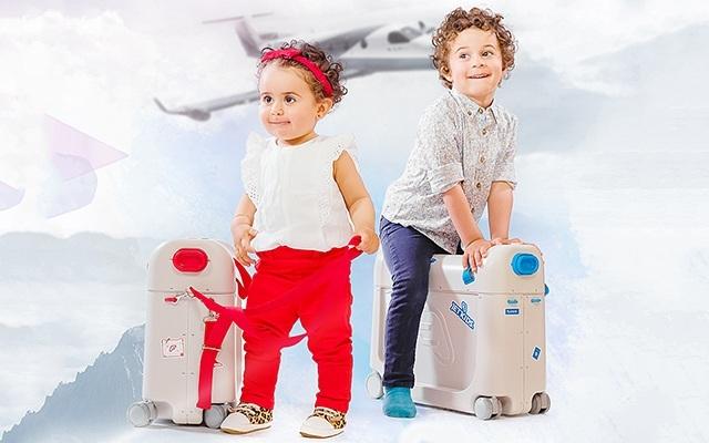 挪威JETKIDS BEDBOX儿童行李箱