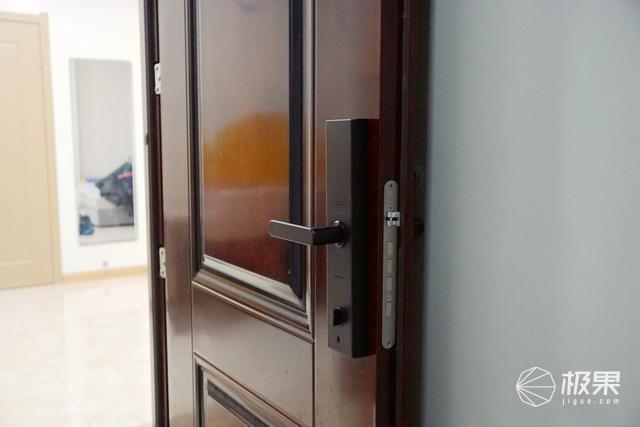 低价位的指纹锁是否值得出手?599元的小益指纹门锁深度评测