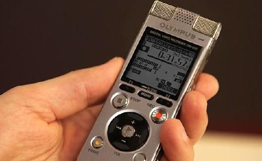 奥林巴斯DM-650录音笔:多场景模式录音更精准,支持内存卡扩展