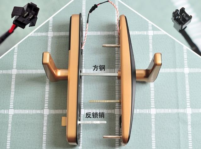金刚鹦鹉T1微信指纹锁