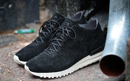 鬼塚虎Colorado休闲跑鞋:优质牛皮鞋身,轻质显质感潮人必备