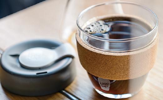 澳洲环保咖啡随行杯,符合专业咖啡师标准