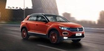 """一汽大众首款 SUV 中文名定为""""探歌"""",主打年轻市场"""
