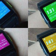 支持50米深度防水,还自带GPS跟踪 - 埃微能量运动手表P1测评