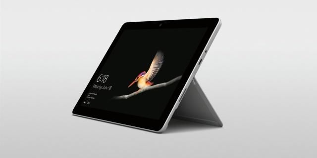 对标iPad,微软发布最小笔记本,被苹果吊着打!