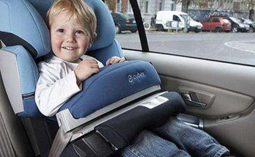 Cybex Solution安全座椅:11段高度可调节,孩子从小能用到大