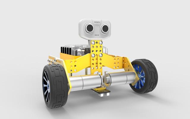 奥豆丛林先锋智能编程机器人