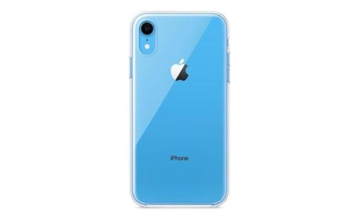 iPhone XR开卖,大概只有这款透明壳配得上它