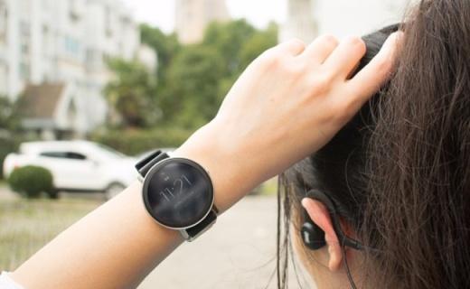 颜值和性能共存,是运动手表更是随身翻译机 — Misfit Vapor 音乐智能运动手表评测