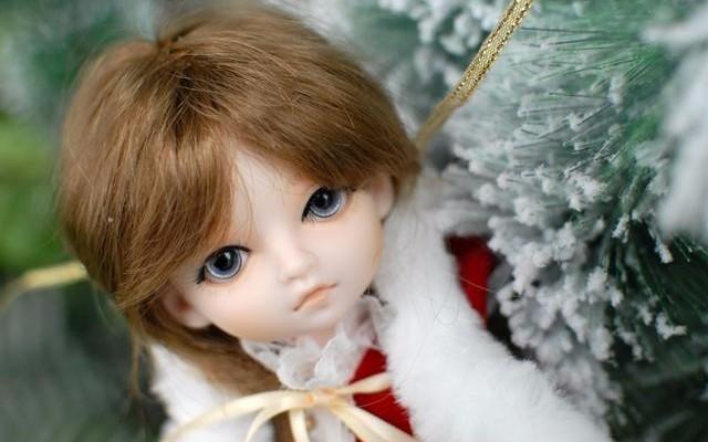 最美的新年禮物,來自小米有品的仿真萌系BJD娃娃