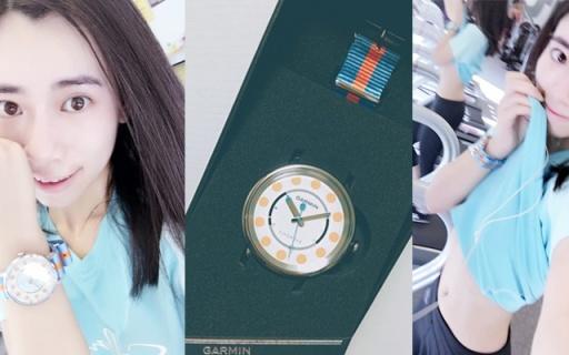 佳明手表的颜值担当,时尚有型各场合佩戴无压力