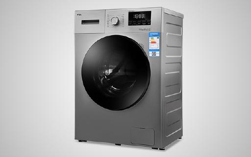 TCL免污滚筒洗衣机 彻底除菌40分钟极速洗烘
