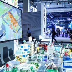 LEGO积木和AR技术的碰撞,阿里云ET智慧大脑乐高+AR演示沙盘