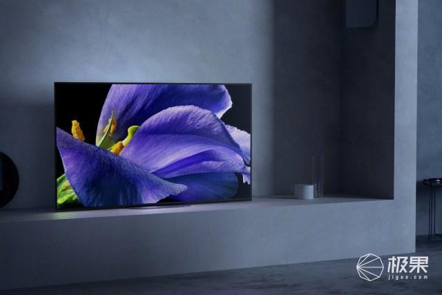 CES展会索尼发布8KZ9G和4KA9G电视:新一代画谛旗舰