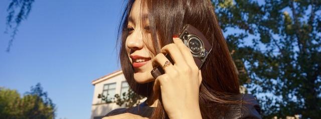 一个手机竟有奢侈品般的奢华?品质生活的不二之选