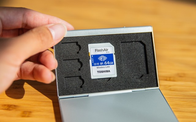 工欲善其事,必先利其器!东芝FlashAir四代SD卡评测