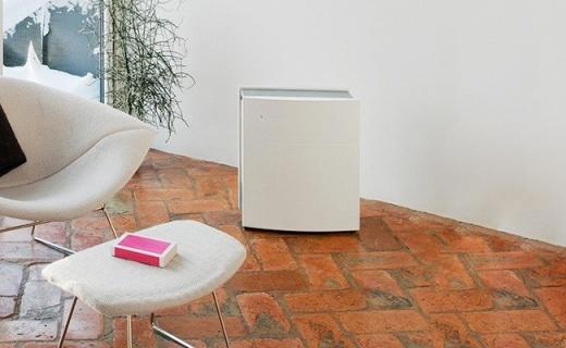 布鲁雅Slim空气净化器:北欧制造,空气净化专业典范