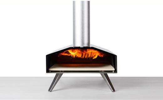 这个10分钟加热到500度的烤炉,各种燃料都能用