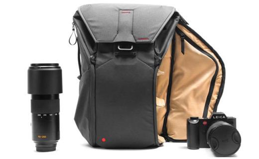 徕卡限量双肩相机背包发布,能装电脑通勤必备