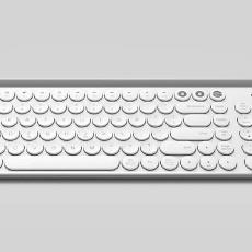 米物 蓝牙双模 键盘