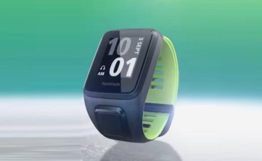 TomTom运动手表:智能追踪健康随性,多种运动一机集成