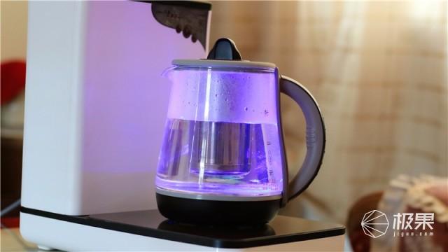 懒癌者的福利,一个水壶就搞定净水热水加养生