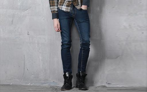 Lee Cooper男士铆钉牛仔裤:16年新款,滚石乐队钟爱牛仔品牌