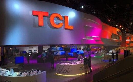 颜值满分,CES2018 TCL新品电视图赏