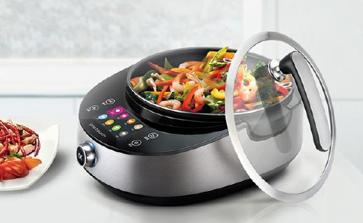 美的智能IH烹饪机,180道菜让你天天换着吃