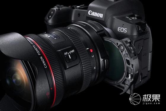 单反时代终结?Canon发布全幅无反相机EOSR!