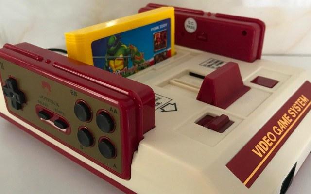 红白色之间是满满的童年记忆一小霸王红白机体验