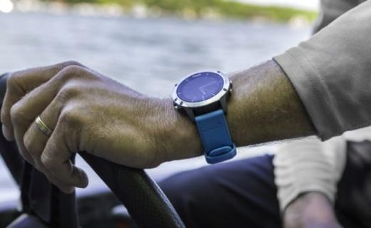 比Fenix 5还专业的佳明新表,海浪起伏都能测!