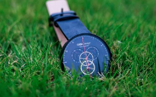 男人不止一面CIGA Design玺佳时光机齿轮手表试用