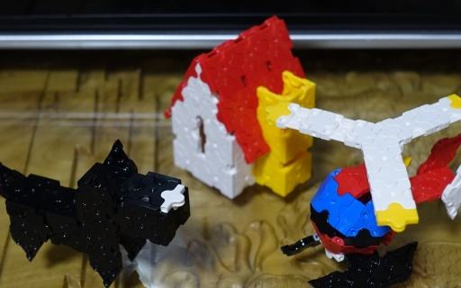 来自日本的神奇积木,百变玩法让孩子爱不释手