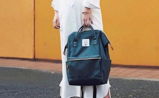 Anello小号mini款双肩背包:日本国民背包,帆布材质耐磨还防水