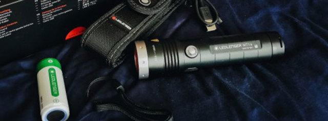 单手操作一键爆闪,黑夜里的小太阳 — 莱德雷神(LED LENSER) MT14强光 手电筒体验