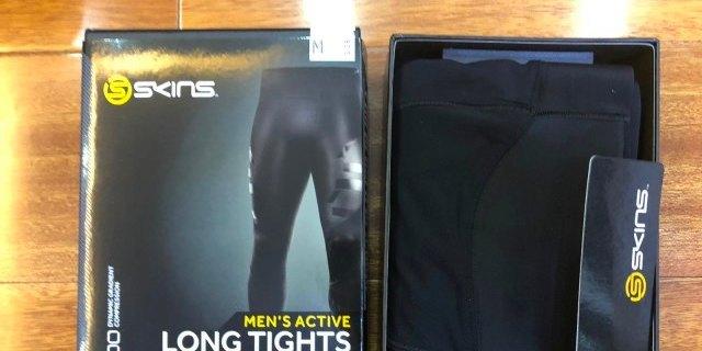 SKINS压缩裤强大保护机能,瞬间变身钢铁侠