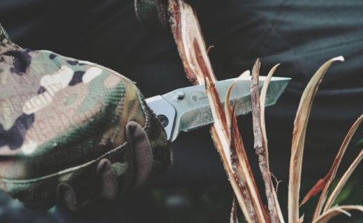 刃口既硬又锋利,耐磨耐操随你造,SOGDTS65774折刀测评