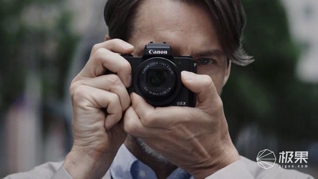 佳能(Canon)G5X数码相机