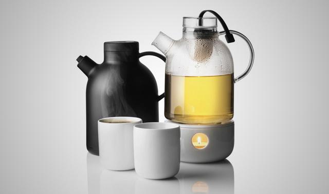 MENU 创意茶壶 首发试用