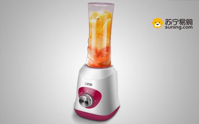 口吕品  L902 果蔬果汁机