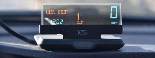 歐果G2-HUD行車助手升級款入手一個月親身體驗