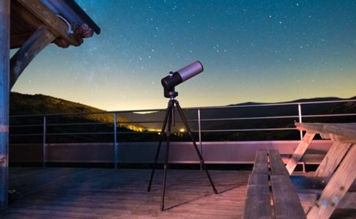手机控制的智能望远镜,让你和科学家同找外星人